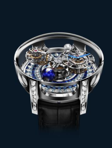 Jacob and Co Astronomia Replica Watch ASTRONOMIA TOURBILLON 3D