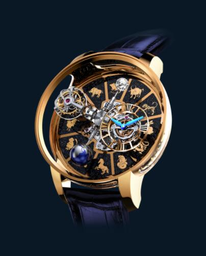 Jacob and Co Astronomia Replica Watch ASTRONOMIA TOURBILLON CHINESE ZODIAC AT100.40.AC.AC.BBALA