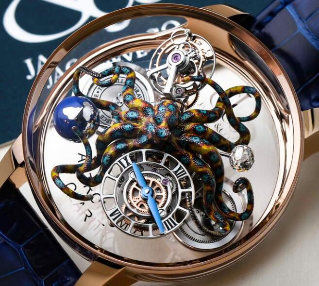 Replica Jacob & Co ASTRONOMIA OCTOPUS AT120.40.OU.SD.B watch