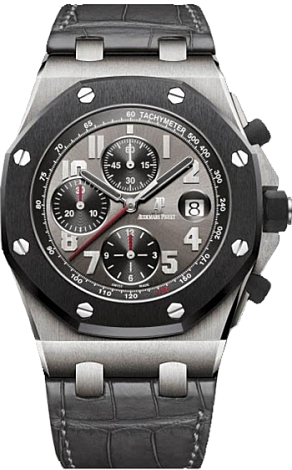 Audemars Piguet Royal Oak Offshore Doha Limited Edition 26219IO.OO.D005CR.01 Replica watch