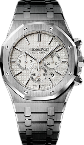 Fake Audemars Piguet Royal Oak 26320ST.OO.1220ST.02 Chronograph 41 mm watch