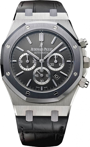 Fake Audemars Piguet Royal Oak Chronograph 26325TS.OO.D005CR.01 Leo Messi Limited Edition watch