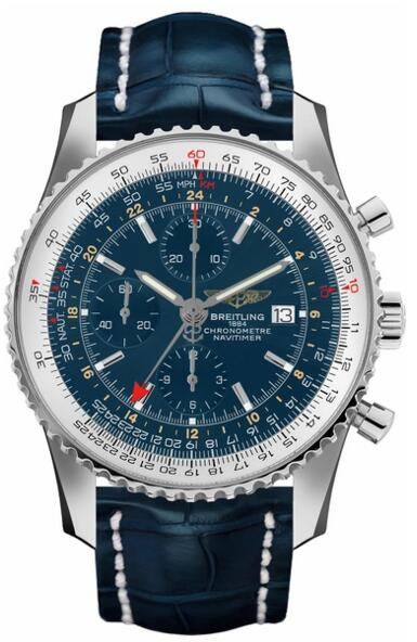 Fake Breitling Navitime World A24322121C1P1 watch