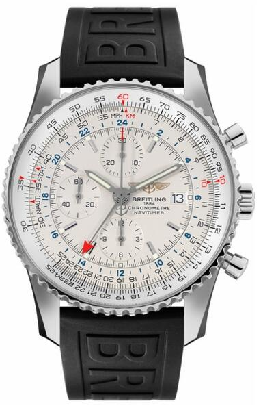 Fake Breitling Navitime World A2432212/G571-154S watch