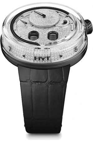 Replica HYT H0 Carat 048-AC-86-NF-CR watch