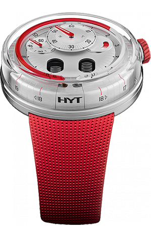 Replica HYT H0 X Eau Rouge 048-AC-95-RF-RU watch