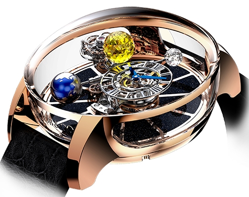 Replica Jacob & Co ASTRONOMIA THE AUTOMATIC AT130.40.AC.SD.A watch