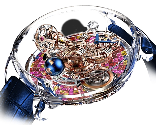 Replica Jacob & Co ASTRONOMIA FLAWLESS AT130.48.HD.UA.B watch