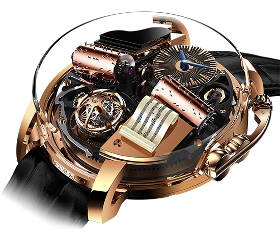 Replica Jacob & Co OPERA THE GODFATHER OP110.40.AD.AB.A Grand Complication Masterpieces watch