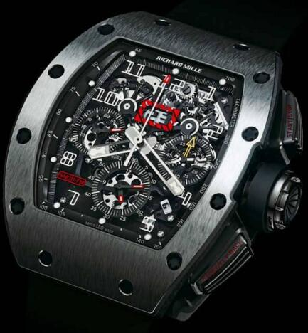 Richard Mille Automatic Flyback Chronograph RM 011 FELIPE MASSA watch replica