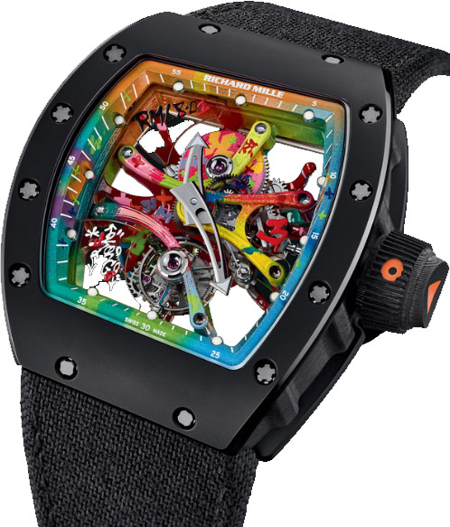 Richard Mille Replica RM 68-01 Kongo Tourbillon RM 68-01 Kongo Tourbillon watch