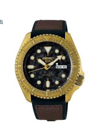 New Seiko 5 Sports Specialist Style Watch for Men Replica Seiko Watch Price Review SRPE80K1