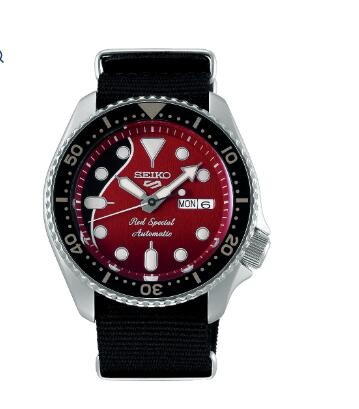 New Seiko 5 Sports Sense Style Watch for Men Replica Seiko Watch Price Review SRPE83K1