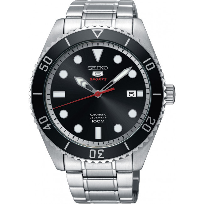 best Seiko 5 Sports automatic SRPB91K1 watch